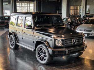 Benz G400D 2021