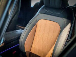 เบาะนั่ง Benz G400D