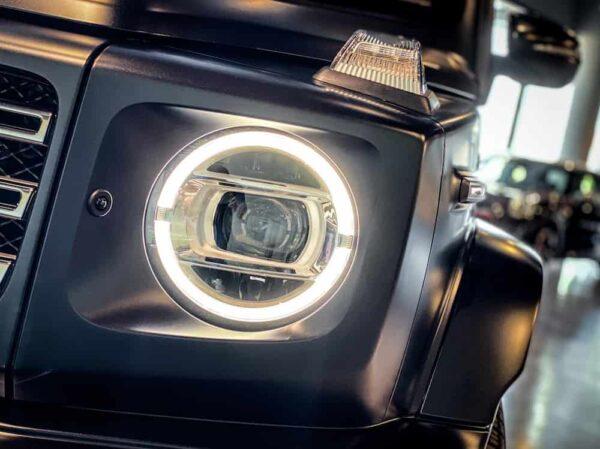 Benz G400D ไฟหน้า