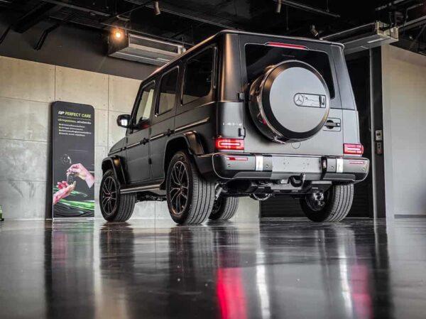 Benz G400D