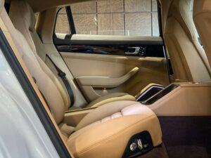 Panamera 4E Hybrid Executive ที่นั่ง